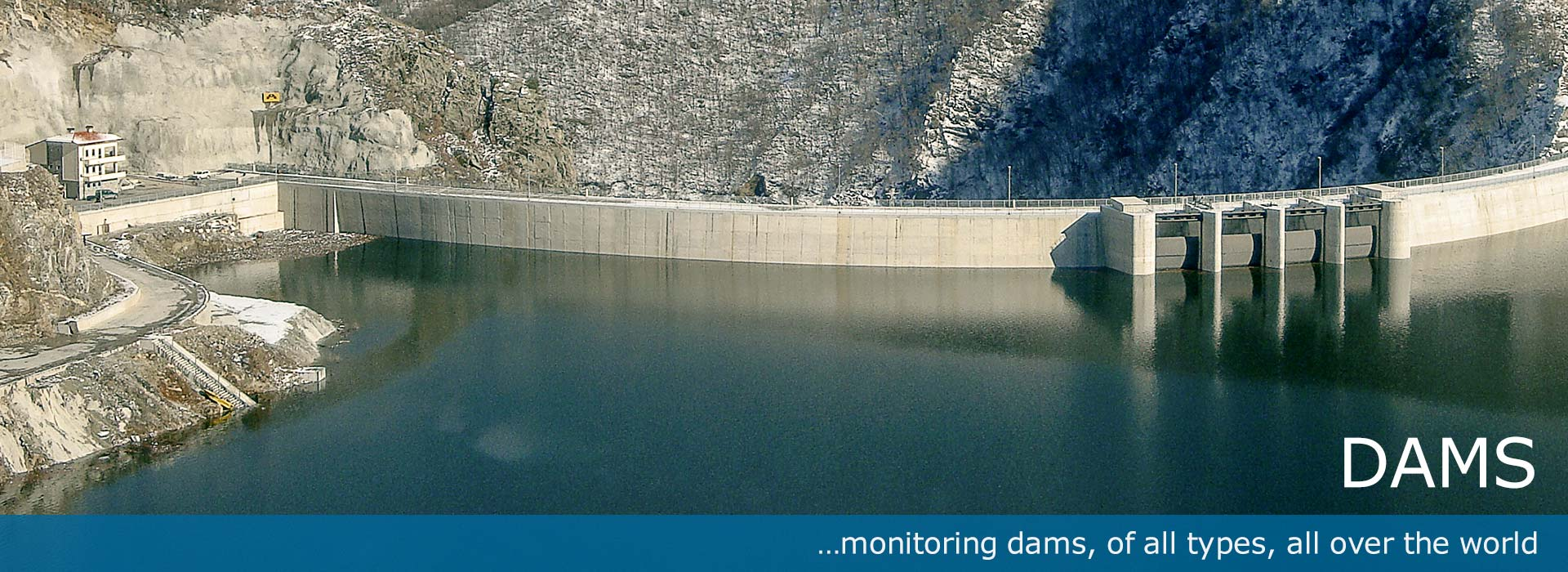 Geotechnical Instruments for Dam